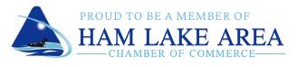 Ham Lake Chamber of Commerce logo